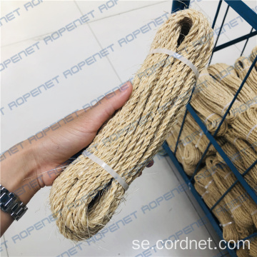 Natural Twisted Sisal / Hemp Rope for Marine